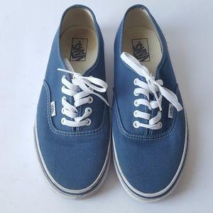 Vans Authentic Sneaker Navy Size Us 10
